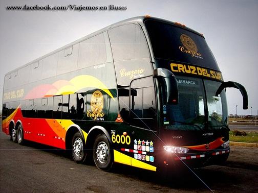 Bus Cruzero Tour Perú de CRUZ DEL SUR