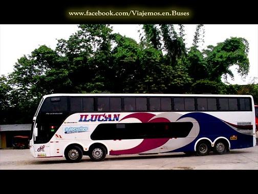 Bus de Ilucan