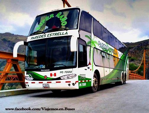 Bus de PAREDES ESTRELLA