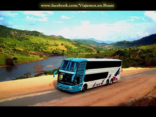 Bus de Transportes Civa