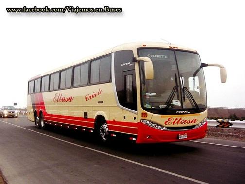 Buses de la flota 2011 de Ettusa
