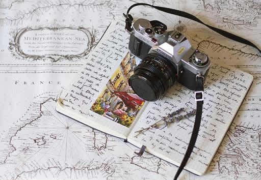 relatos viajes