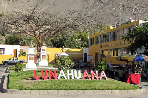 Lunahuana