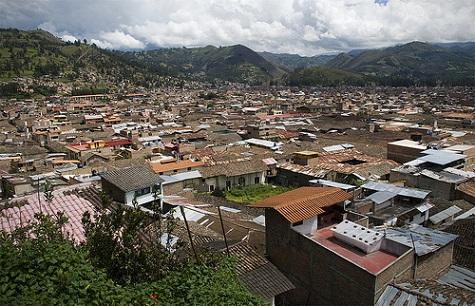 viaje a cajamarca