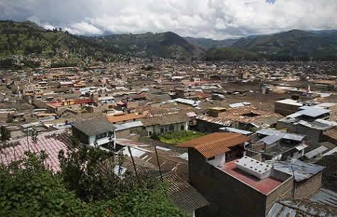 cajamarca Patrimonio Historico y Cultural