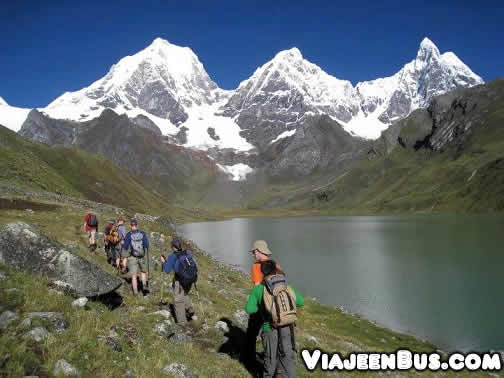 Peruvian Mountains Adventures Expeditions