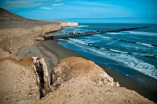 Puerto Eten Peru