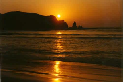 playa cerro azul sur de lima
