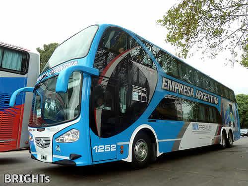 Empresa Argentina bus