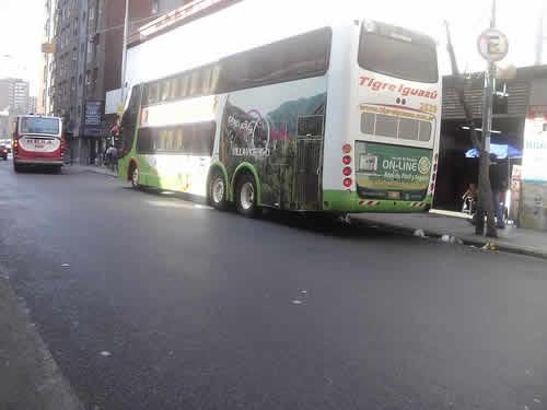 Expreso Tigre Iguazu bus
