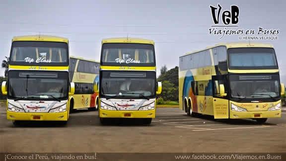 Scania Empresas Jet Sur y Romani (Chile)