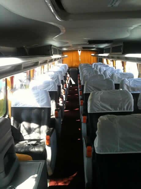 buses ruta 5 chile