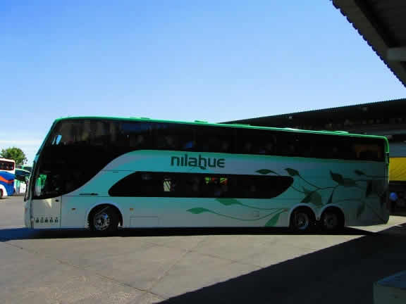 nilahue chile bus
