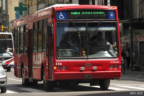 Grupo Plaza bus