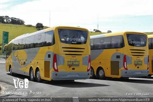 bus Empresa First Class