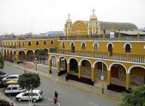 Distrito de Pachacamac