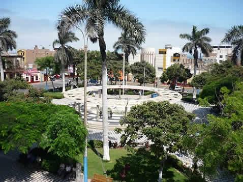 Lugares Turisticos de Huacho