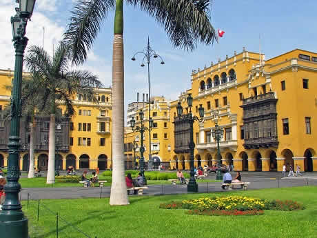 Lugares Turisticos de Lima