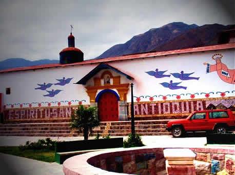 Descubre el pueblo de Antioquia