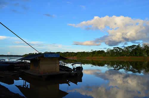 Como llegar a Puerto Maldonado