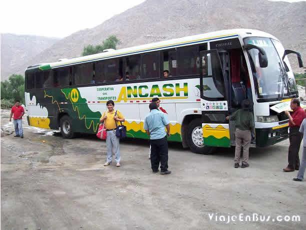 Cooperativa de Transportes Ancash