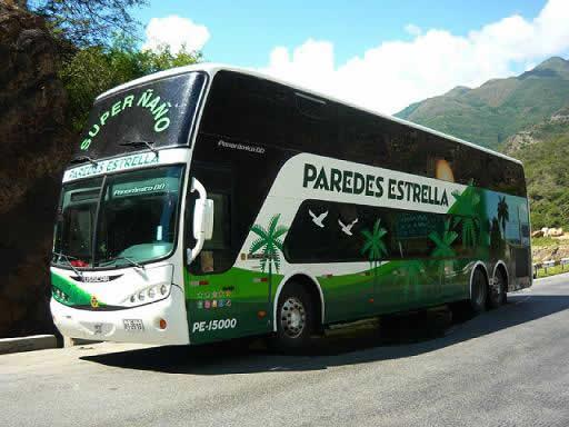 Empresa de Transportes Paredes Estrella