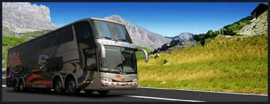 Transportes GM Internacional bus