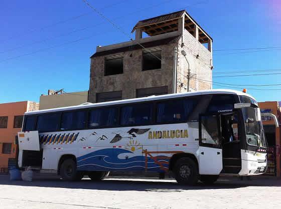 bus empresa andalucia