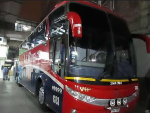 Bus Empresa de transporte Litbus Peru