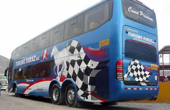 Empresa de transporte Turismo Raraz