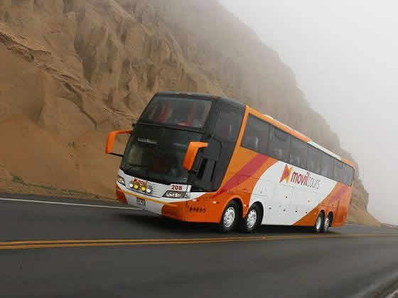 Empresa de Transporte Movil Tours