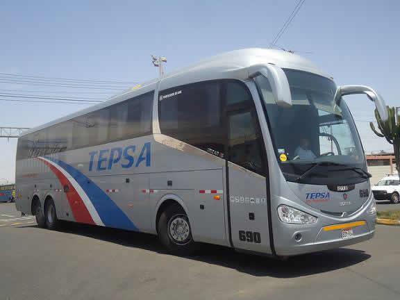 Empresa de Transporte TEPSA