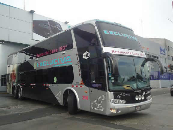 Excluciva bus peru