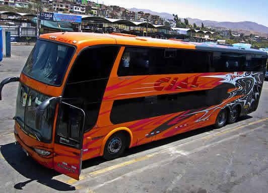 Expreso Cial bus