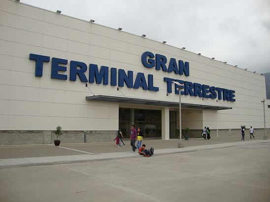 Terminal Plaza Norte