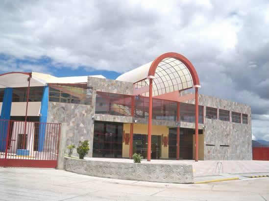 Terminal Terrestre Plaza Wari