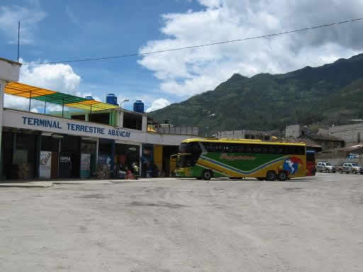 Terminal Terrestre de Abancay