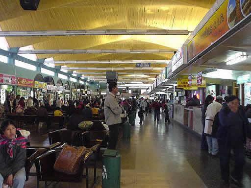 Terminal terrestre de Arequipa