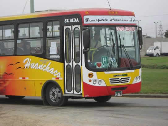 Empresa de Transportes Huanchaco