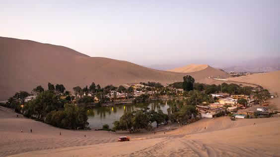 La Huacachina peru