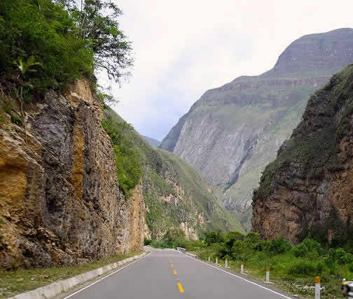 ruta Chachapoyas