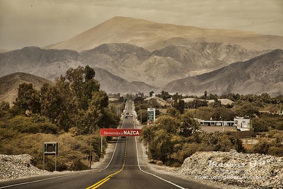 viaje a Nazca