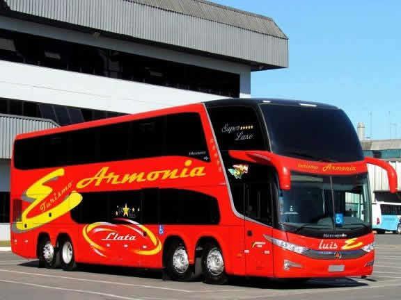 bus Turismo Armonia